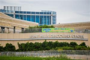 Flint Hills Discovery Center. Photo by Manhattan Convention and Visitors Bureau.