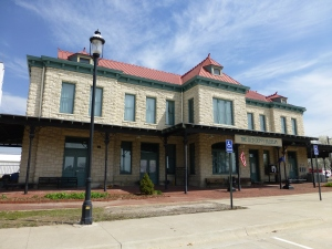 Old Depot Museum. Photo Courtesy of Diana Staresinic-Deane.
