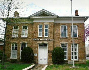 1st Vernon County Jail