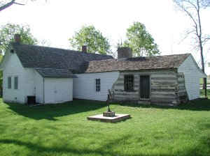 Jesse James Farm and Home in Kearney preserves the stories of the James family in Clay County.