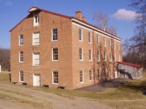 Watkins Woolen Mill State Historic Site provides a glimpse into home life and industry of the min-19th century.