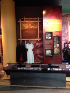 Exhibits at the Negro Leagues Baseball Museum / American Jazz Museum complex provide insight into Kansas City's Civil Rights leaders.