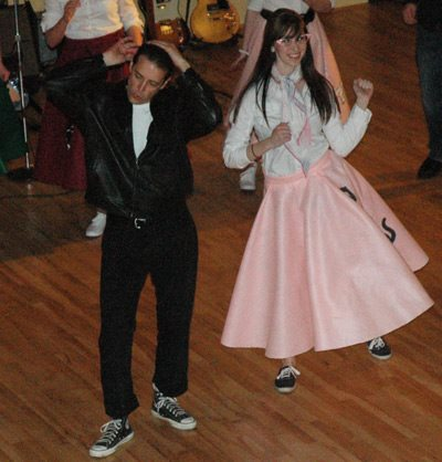 Brown v. Board of Education National Historic Site Sock Hop