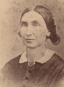 Florella Brown Adair. Kansas Historical Society. kshs.org