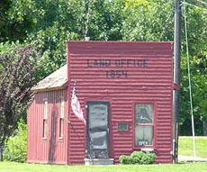 Osawatomie Land Office. osawatomieks.org