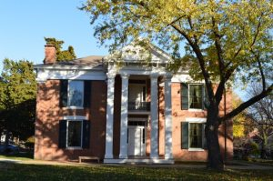 The story of the John Wornall House can be told from many different perspectives.