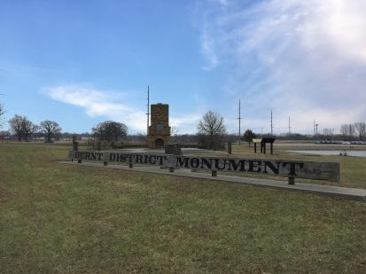 Burnt District Monument FF